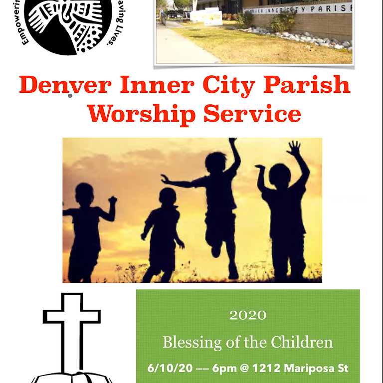 Blessing of the Children (1)
