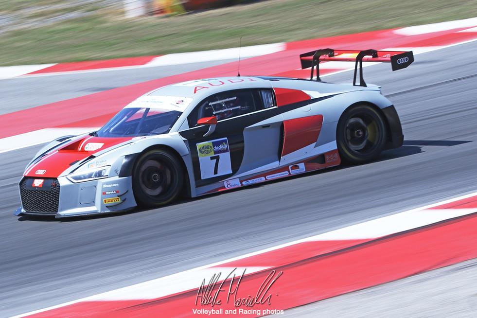 ACI Racing Weekend Misano: CIGT all'Audi di Green e Baruch, nel CISP domina Pollini, la Carrera