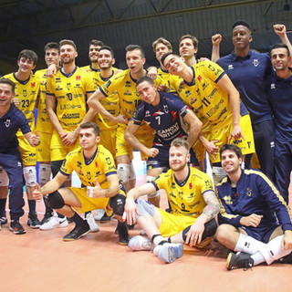 CEV Volleyball Cup 2020: Leo Shoes Modena - Olympiacos Piareus