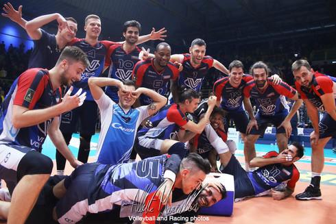Superlega Credem Banca: Monza sbanca a Modena