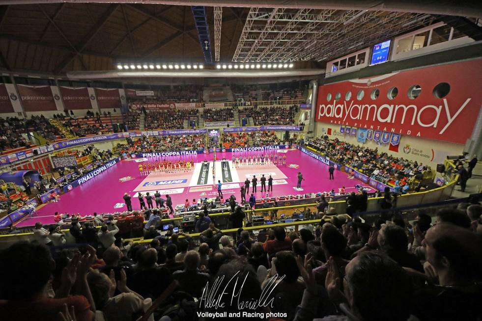 Finali Coppa Italia: Conegliano e Busto Arsizio in finale, Scandicci e Monza out