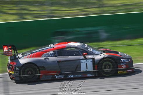 Blancpain Endurance Series, 3 Hours of Monza: la Belgian Audi Club Team WRT vince un gara con molti