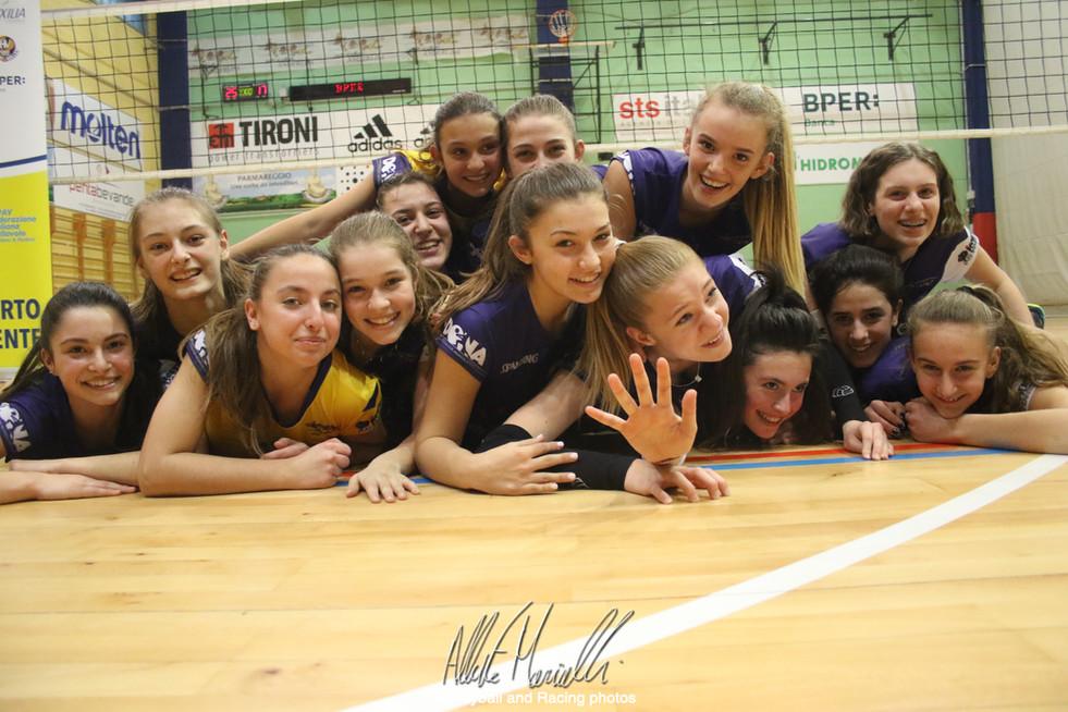 Under 14 Femminile MDC Life: Anderlini conquista il titolo in casa contro la Mondial