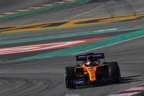 F1 Test Days: McLaren al vertice della giornata due, Mercedes completa tre GP, Ferrari a muro