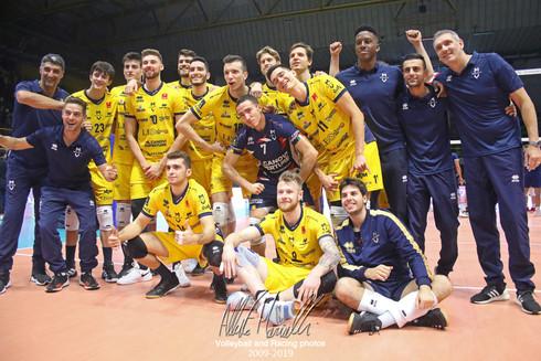 Coppa CEV: Modena passa agli ottavi di finale