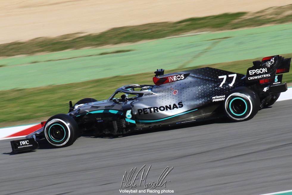 F1 Test: Mercedes e RedBull si contendono il mondiale sulla carta dei test. Ferrari terza forza