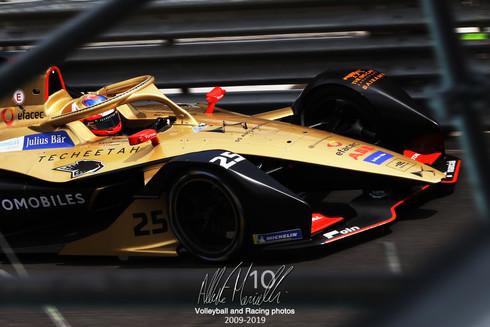 2019 Monaco E-Prix: Vergne è il primo che il bis e balza in testa al mondiale, primo podio per Massa
