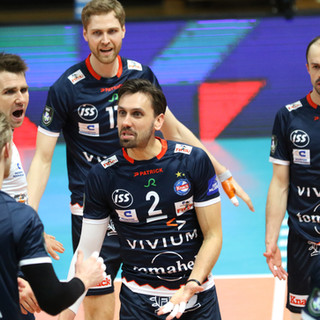 CEV Champions League: Leo Shoes Modena - Knack Roeselare
