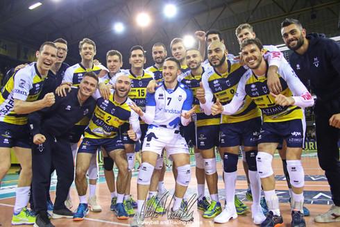 Azimut Modena - Sir Safety Conad Perugia: Perugia e il tabù di Modena