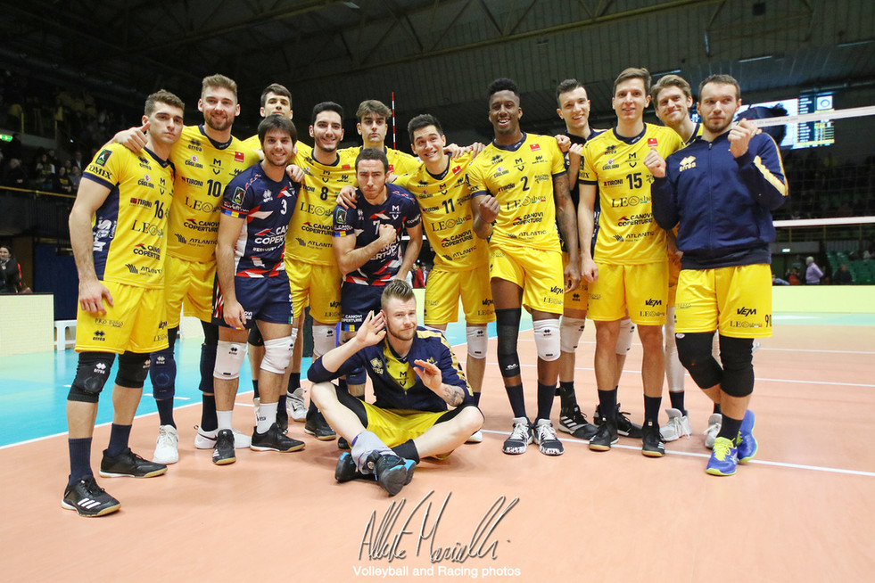 CEV Cup 2020: Modena vince la prima gara degli ottavi di finale