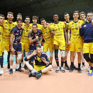 CEV Cup 2020: Leo Shoes Modena - VK Ostrava