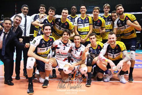 Superlega Credem Banca: Modena debutta con un 3-0 su Padova