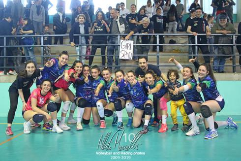 Finale FIPAV Under 18 Femminile BPER Banca: San Michelese Anderlini vince in casa il titolo provinci