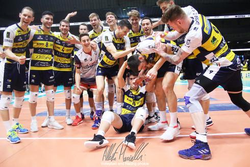 Superlega Credem Banca: Modena torna alla vittoria con Vibo
