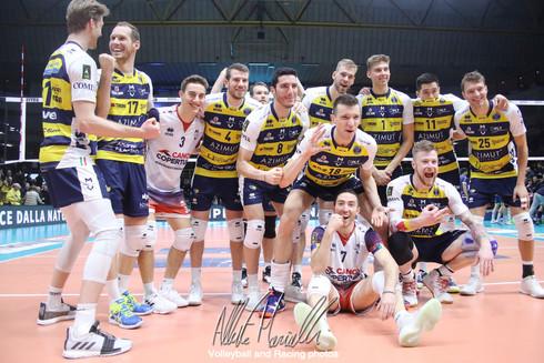 Superlega Credem Banca: Modena ritrova la vittoria in campionato e pensa alla Coppa Italia