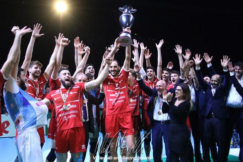 Del Monte Coppa Italia A2: la nuova Piacenza conquista la sua prima Coppa Itala