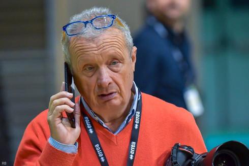 Protagonisti a bordo campo: Maurizio Lollini
