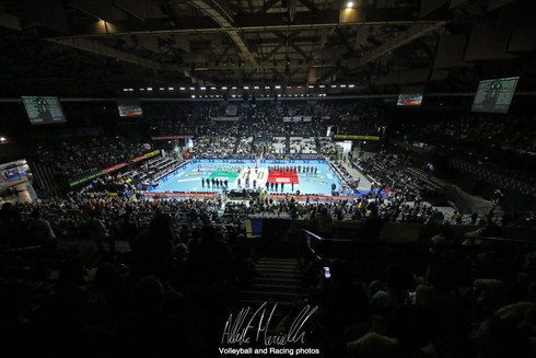 Del Monte Coppa Italia: Civitanova in finale al tie-break, Perugia asfalta Modena in 3 set