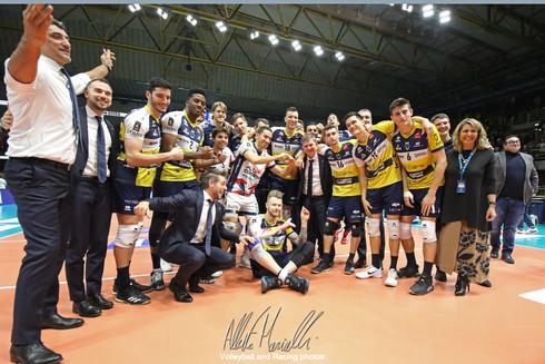 Del Monte Coppa Italia: Modena stacca il biglietto per la Final Four di Bologna