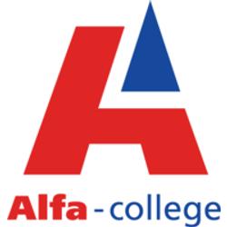 logo alfa college