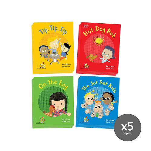 Classroom Book Pack - The Wiz Kids
