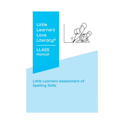 LLASS Little Learners Assessment of Spelling Skills