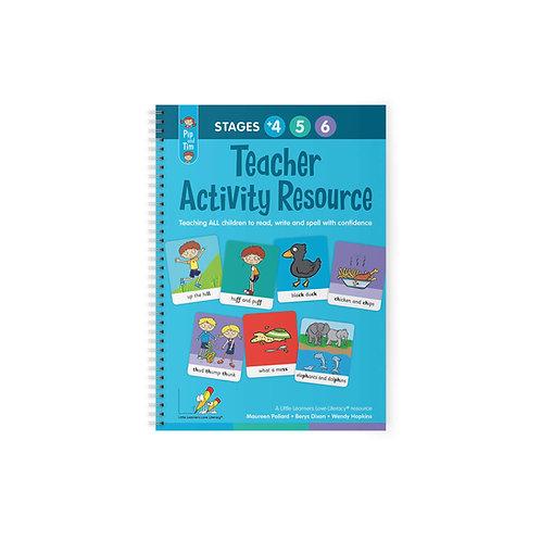Teacher Activity Resource Plus 4,5 & 6