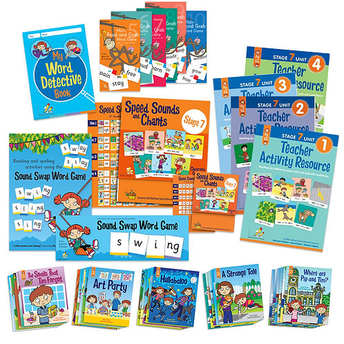 Year 2 Super Classroom Pack