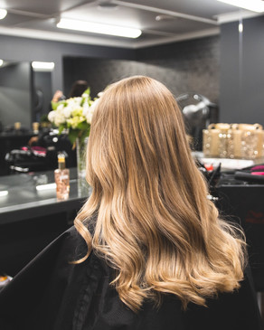 How to Curl Short to Medium Length Hair with a Straightener