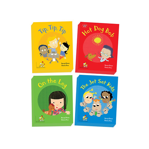 The Little Book Pack - The Wiz Kids