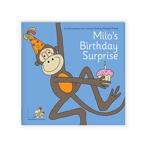 Milo's Birthday Surprise book