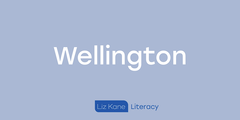 The Wellington workshop is full and we have a waiting list.
