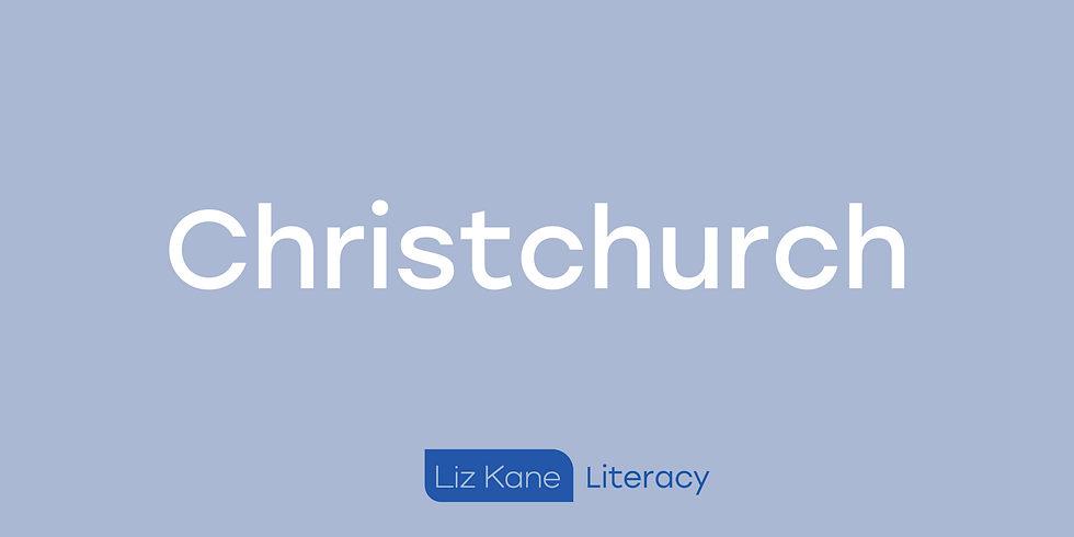 The Christchurch workshop is full and we have a waiting list.