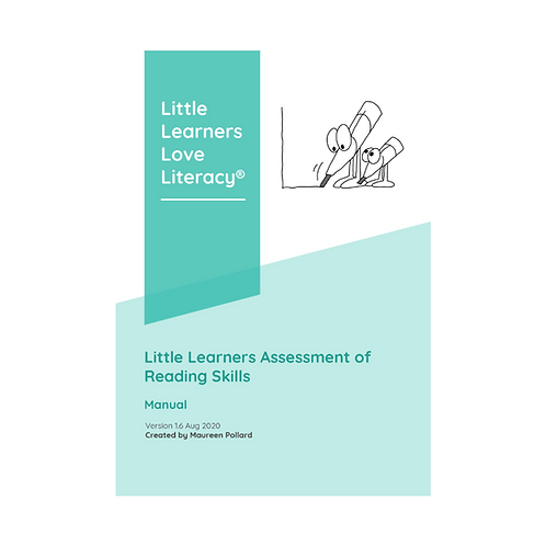 The Little Learners Assessment of Reading Skills - LLARS