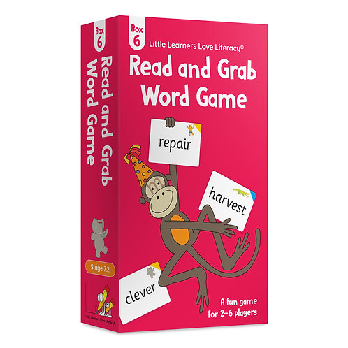 Read and Grab Word Game Box 7
