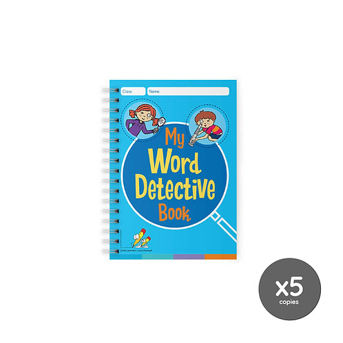 My Detective Book (5)