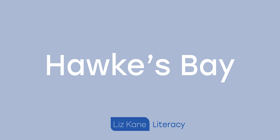 Two-Day Intensive Structure Literacy Workshop - Hawke's Bay