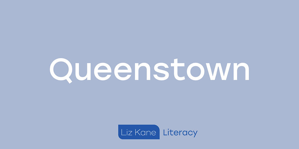 Two-Day Intensive Structure Literacy Workshop - Queenstown