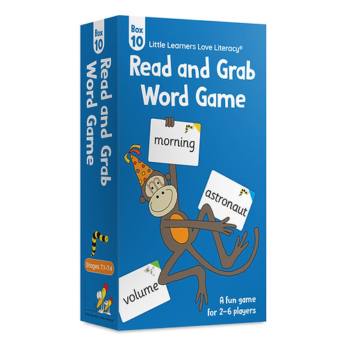 Read and Grab Word Game Box 10