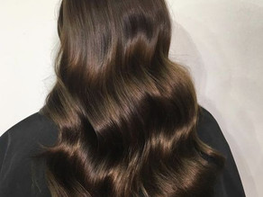 Create the perfect party wave using a hair straightener