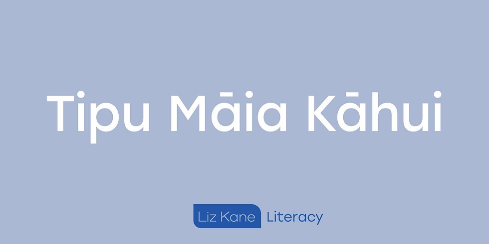 Two-Day Intensive Structure Literacy Workshop - Tipu Māia Kāhui