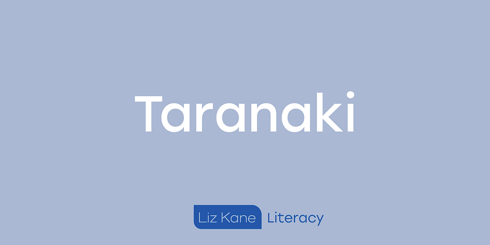 The Taranaki workshop is full and we have a waiting list.