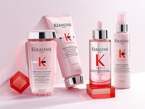 Say Goodbye to Hair Fall with the  New Kérastase Genesis Collection
