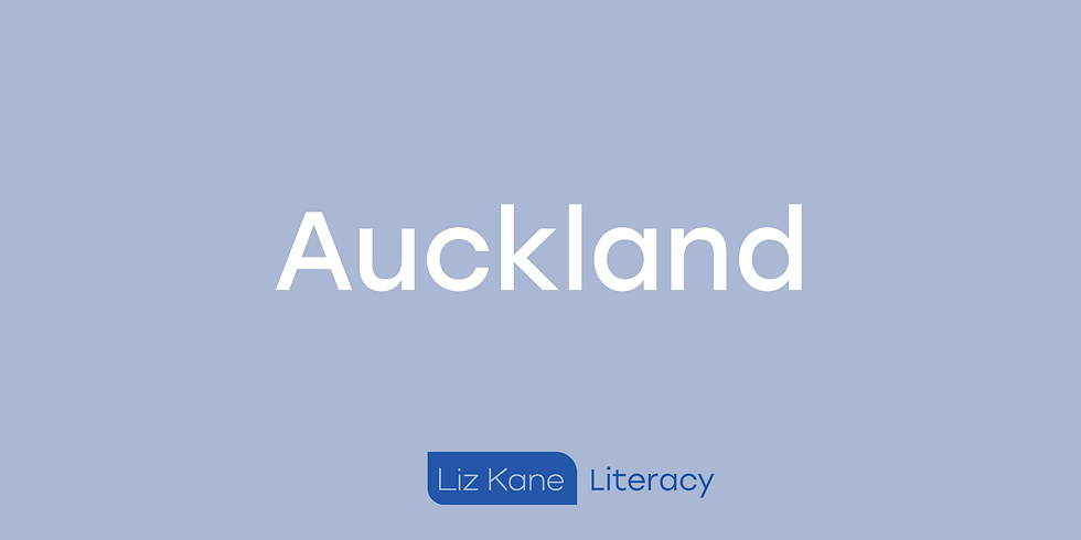 The Auckland workshop is full and we have a waiting list.