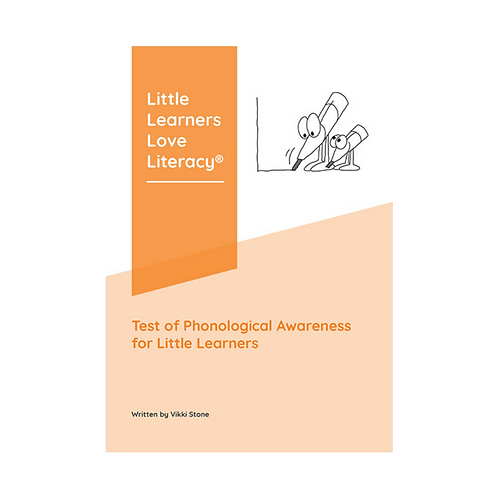 Test of Phonological Awareness for Little Learners - ToPALL