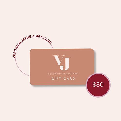 Veronica Jayne eGIFT CARD