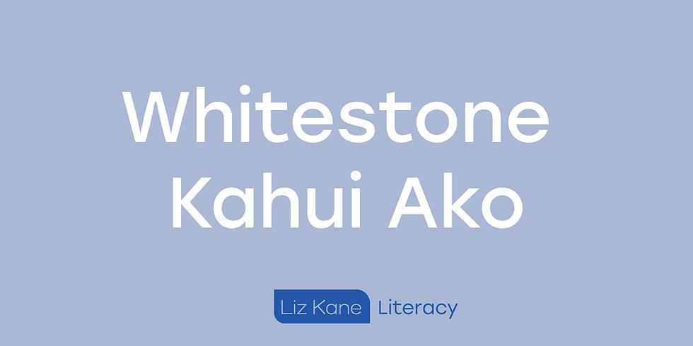 One Day Intensive Structure Literacy Workshop - Whitestone Kahui Ako