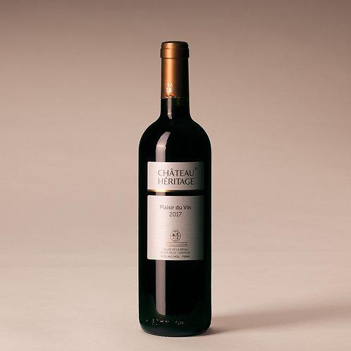 2017 Heritage - Plaisir du Vin