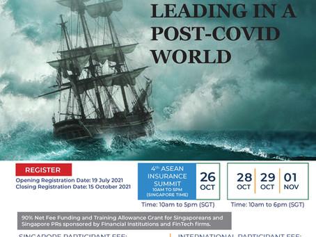 5th ASEAN School of Advanced Insurance Leadership
