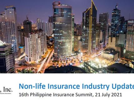 Non-life Insurance Industry Update: 16th Philippine Insurance Summit